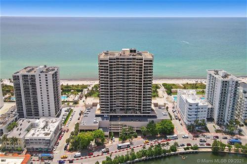 Photo of Listing MLS a10892870 in 2555 E Collins Ave #1709 Miami Beach FL 33140