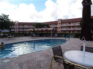 Photo of 9581 Sunrise Lakes Blvd #303, Sunrise, FL 33322 (MLS # A10728871)
