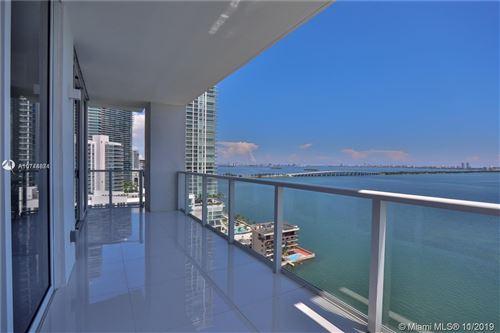 Photo of 601 NE 27TH St #1707, Miami, FL 33137 (MLS # A10774871)