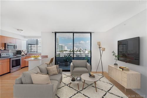Photo of 1330 West Ave #609, Miami Beach, FL 33139 (MLS # A10776871)