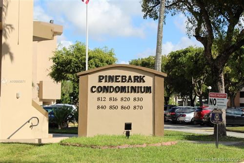 Photo of 830 NW 87th Ave #106, Miami, FL 33172 (MLS # A10985871)
