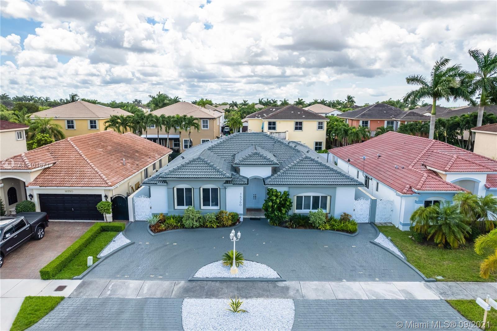 16560 SW 57th Ln, Miami, FL 33193 - #: A11101871
