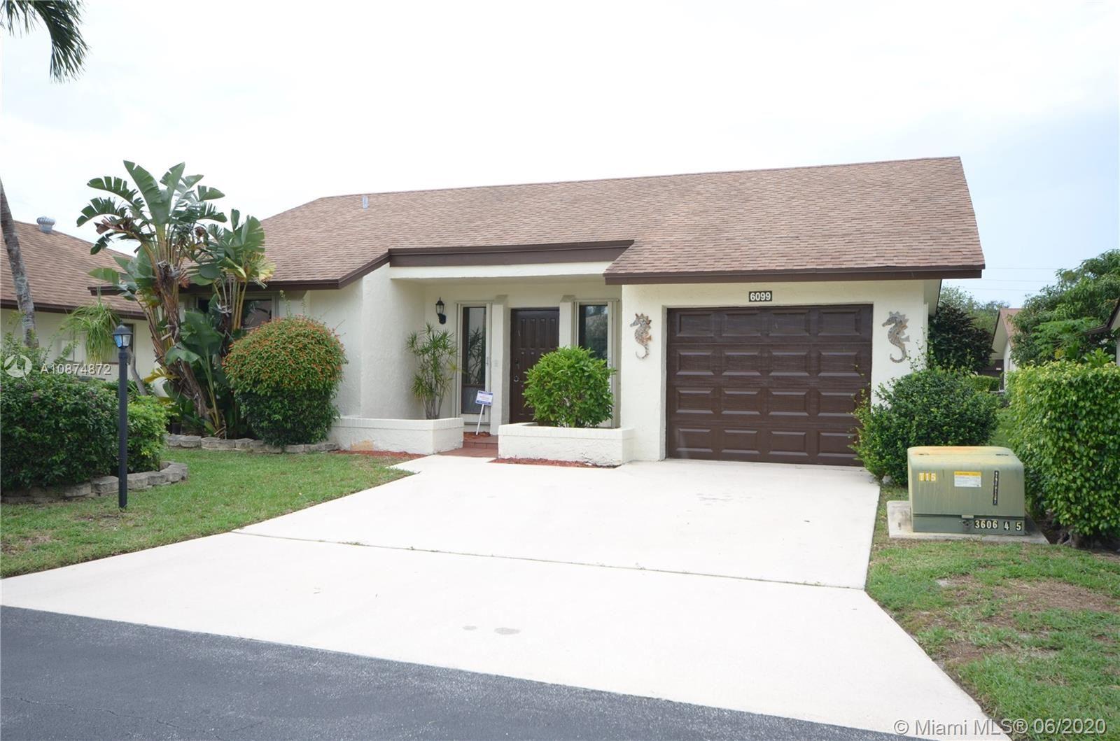 6099 Ambertree, Lake Worth, FL 33463 - #: A10874872