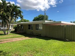 Photo of Listing MLS a10748873 in 6360 SW 16 TE West Miami FL 33155