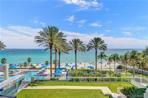 Photo of 19333 Collins Ave #506, Sunny Isles Beach, FL 33160 (MLS # A10828873)
