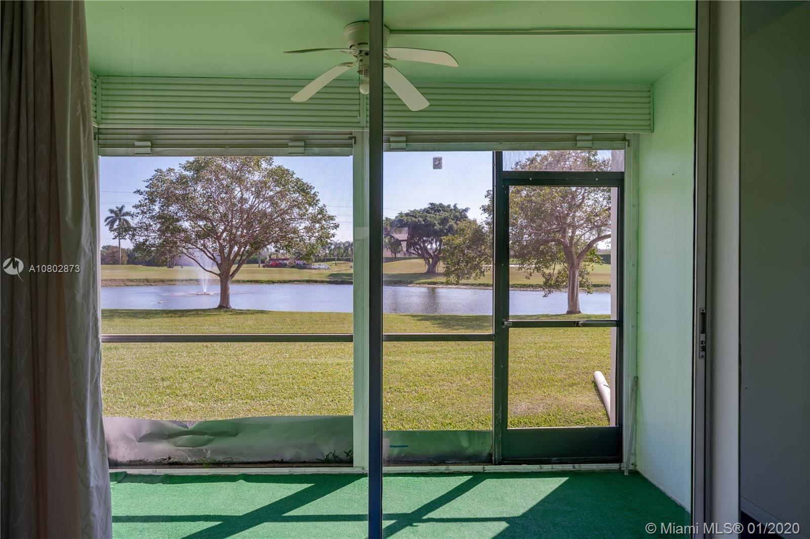 9320 S Hollybrook Lake Dr #105, Pembroke Pines, FL 33025 - #: A10802873