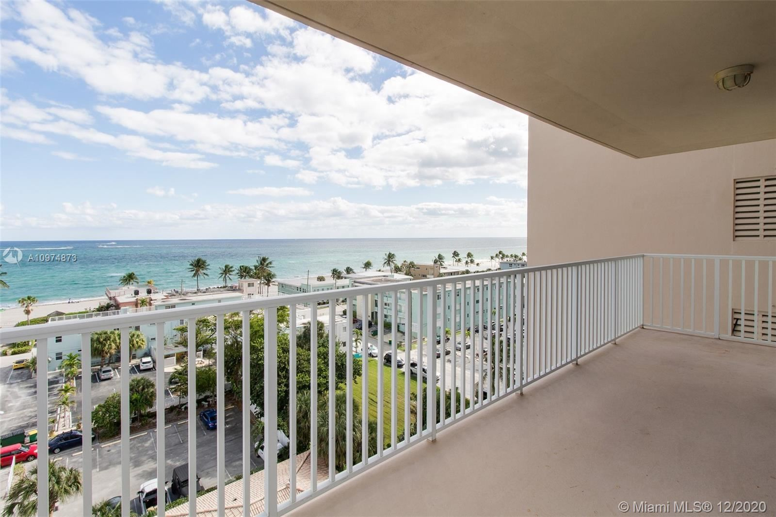 1401 S Ocean Dr #903, Hollywood, FL 33019 - #: A10974873