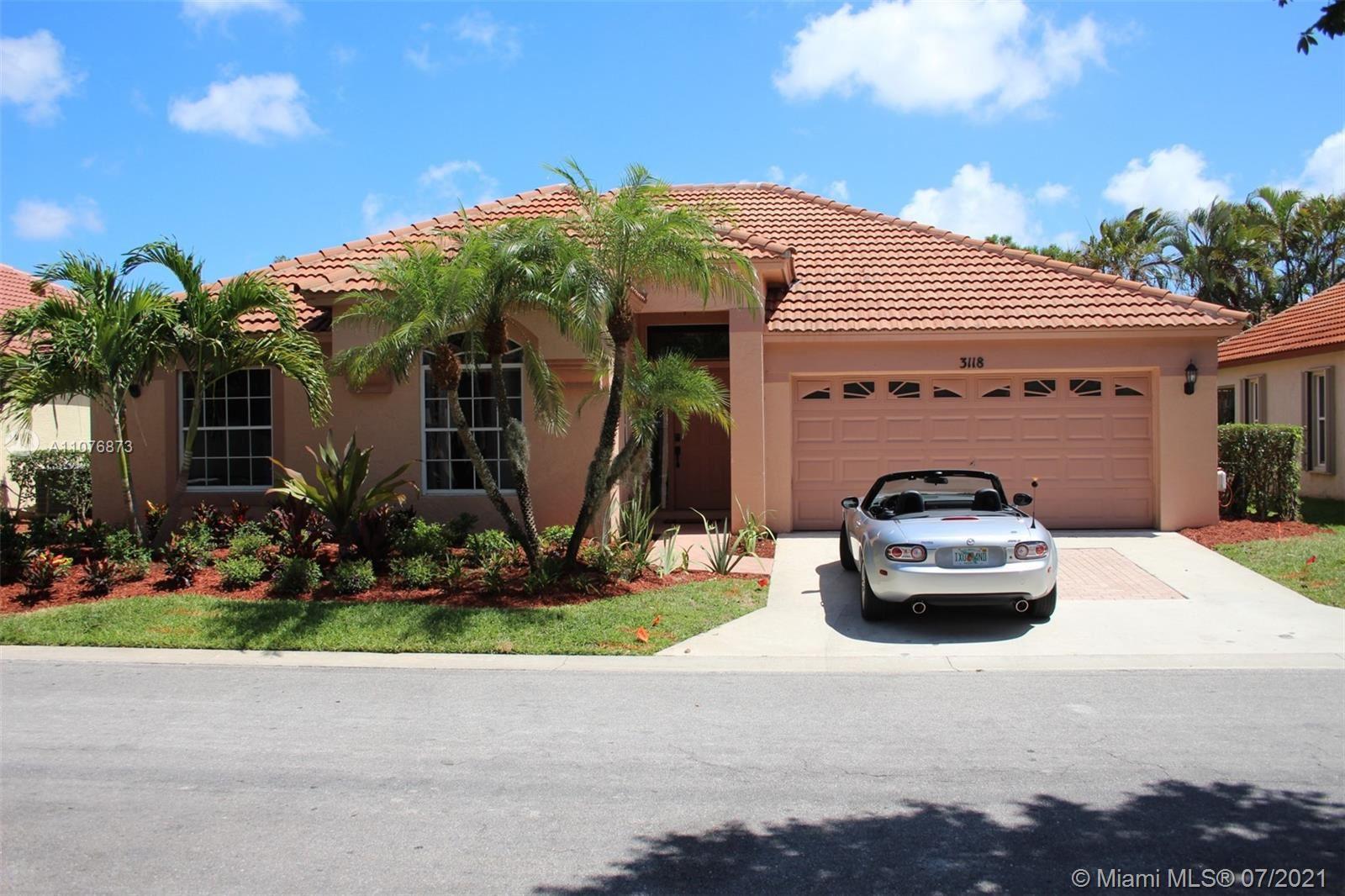 3118 Contego Ln, Riviera Beach, FL 33418 - #: A11076873