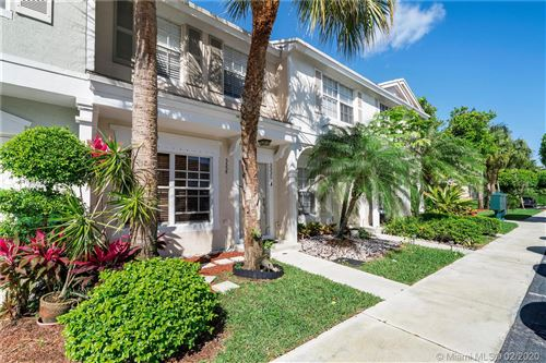 Photo of Listing MLS a10822874 in 3335 Concert Ln #97-10 Margate FL 33063
