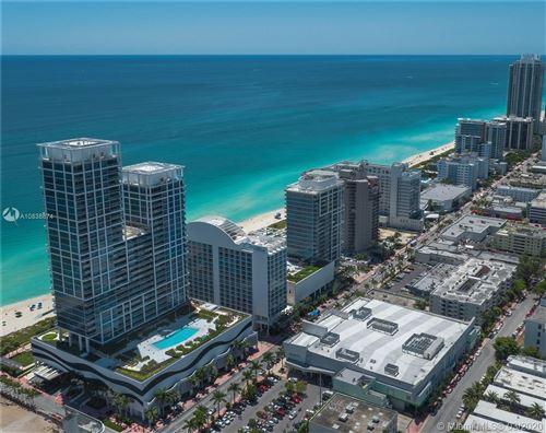 Photo of 6801 Collins Ave #612, Miami Beach, FL 33141 (MLS # A10838874)