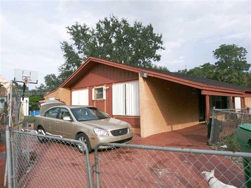 Photo of 20765 NW 41st Avenue Rd, Miami Gardens, FL 33055 (MLS # A11111874)