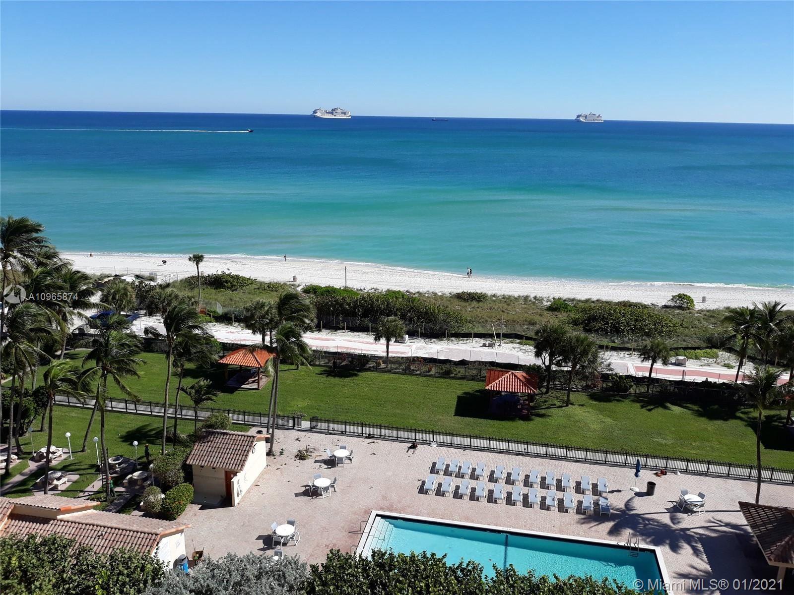 2555 Collins Ave #1107, Miami Beach, FL 33140 - #: A10965874