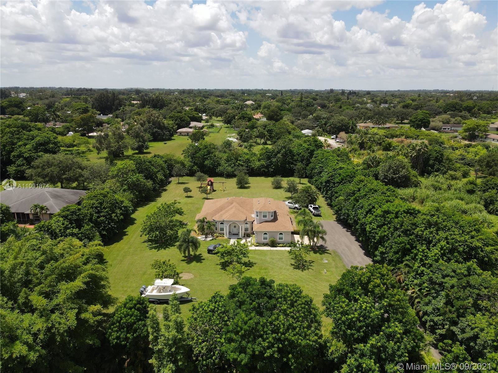 5033 SW 160th Ave, SouthWest Ranches, FL 33331 - #: A11091874