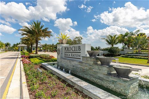 Photo of Listing MLS a10890875 in 16898 Isle Of Palms Dr #B Delray Beach FL 33484