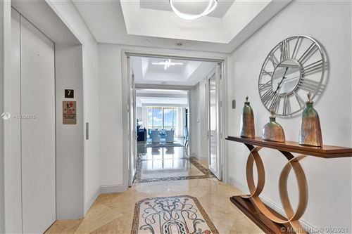 Photo of 16051 Collins Ave #702, Sunny Isles Beach, FL 33160 (MLS # A11058875)