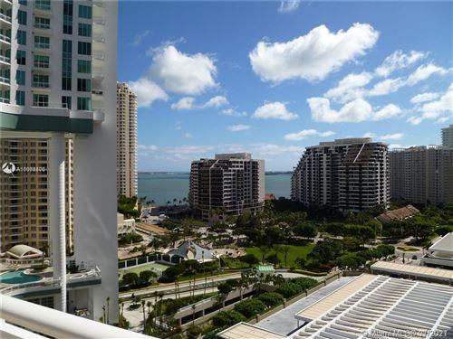Photo of 901 Brickell Key Blvd #1509, Miami, FL 33131 (MLS # A11064875)