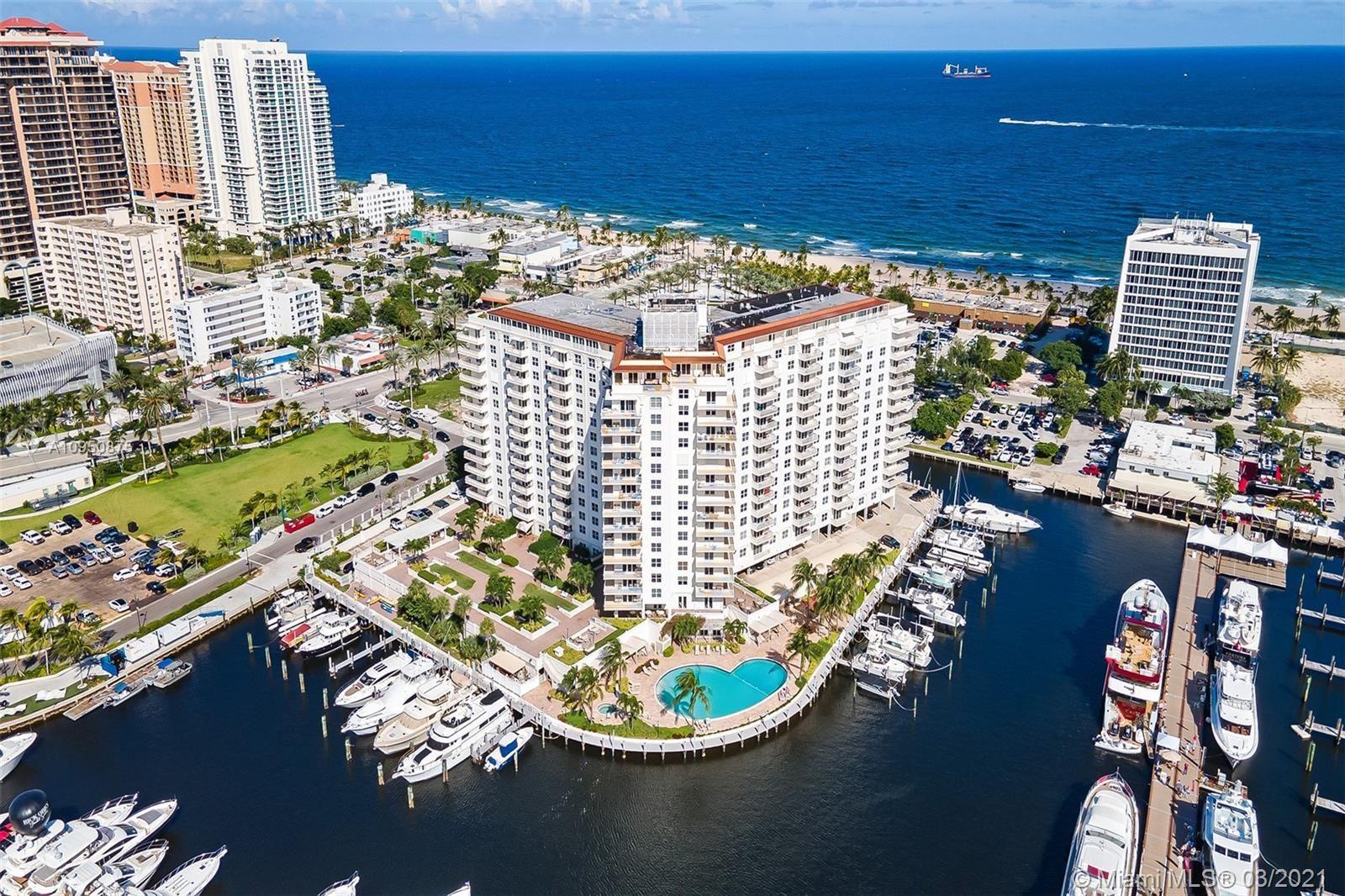 1 Las Olas Cir #606, Fort Lauderdale, FL 33316 - #: A10950875