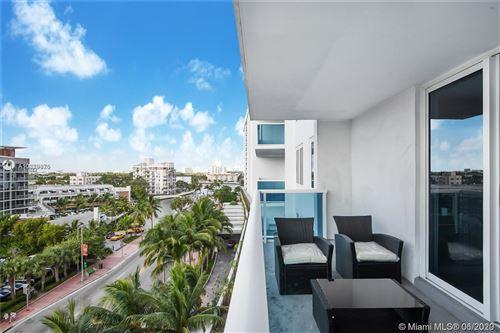 Foto de 2301 Collins Ave #634, Miami Beach, FL 33139 (MLS # A10779876)