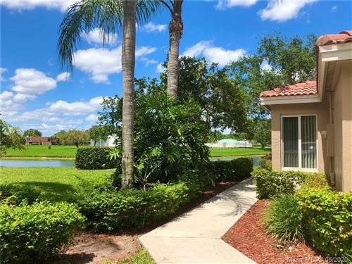 Photo of Listing MLS a10851876 in 1652 SW 109th Ter Davie FL 33324