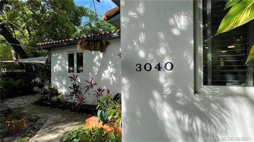Photo of 3040 Aviation Ave, Miami, FL 33133 (MLS # A11099876)