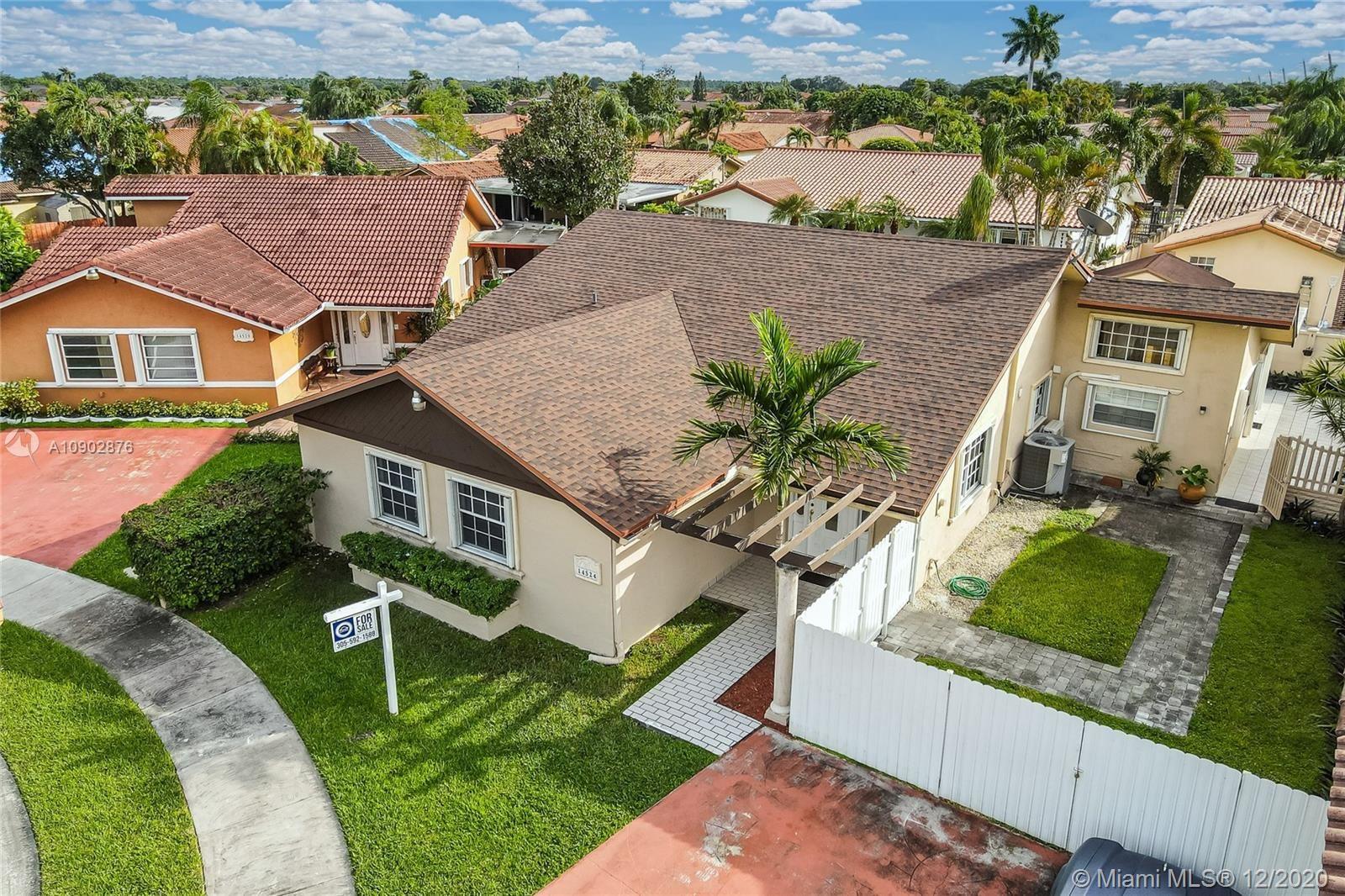 14524 SW 107th Ter, Miami, FL 33186 - #: A10902876