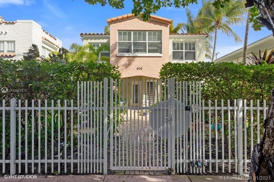 929 Meridian Ave #4, Miami Beach, FL 33139 - #: A10981876