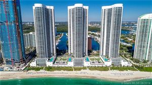 Photo of 16001 Collins Ave #3205, Sunny Isles Beach, FL 33160 (MLS # A10643877)