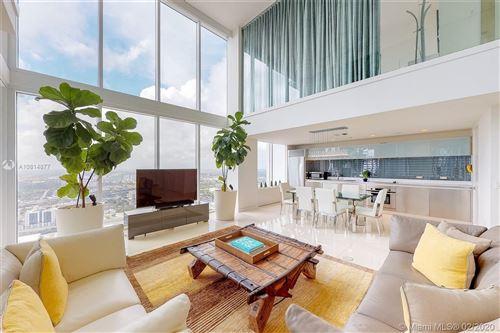 Photo of 1040 Biscayne Blvd #PH4407, Miami, FL 33132 (MLS # A10814877)
