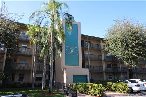 Photo of 650 SW 124th Ter #113P, Pembroke Pines, FL 33027 (MLS # A10837877)