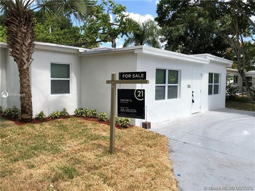 Photo of 113 SW 21st Way, Fort Lauderdale, FL 33312 (MLS # A10906877)