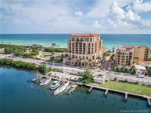 Photo of 3501 N Ocean Dr #5B, Hollywood, FL 33019 (MLS # A11019877)