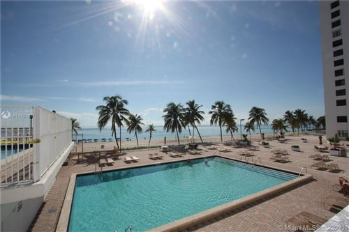 Photo of 2101 S Ocean Dr #805, Hollywood, FL 33019 (MLS # A11101877)