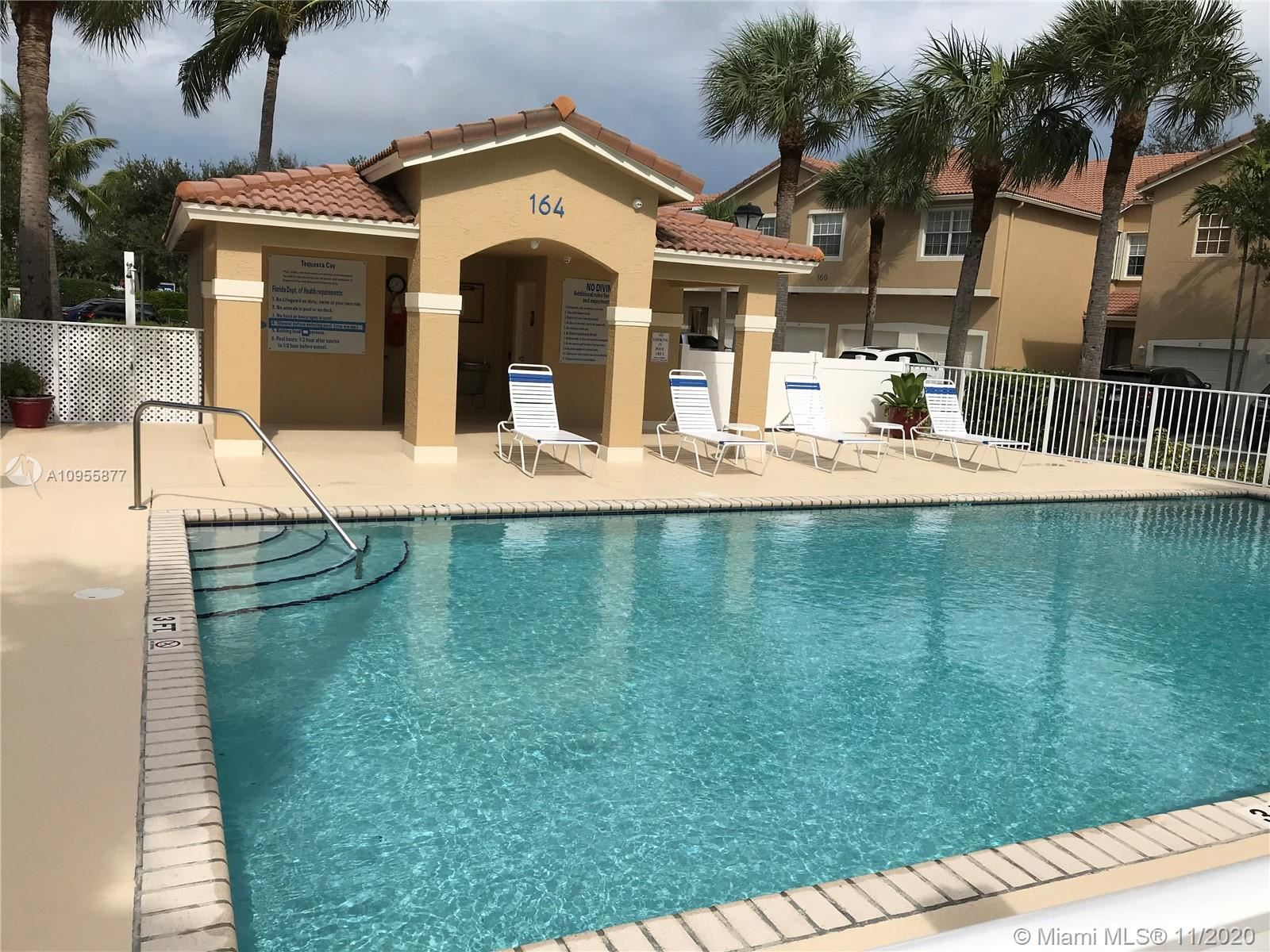 152 Village Blvd #I, Tequesta, FL 33469 - #: A10955877