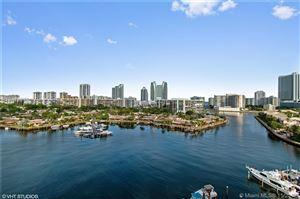 Photo of 300 Three Islands Blvd #210, Hallandale, FL 33009 (MLS # A10423878)