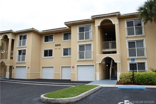 Photo of 9909 Westwood Dr #16-1, Tamarac, FL 33321 (MLS # A10806878)