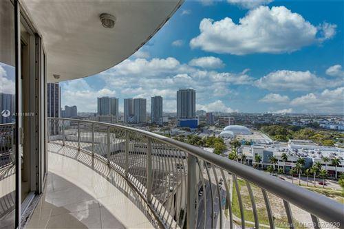 Photo of 1750 N Bayshore Dr #2015, Miami, FL 33132 (MLS # A10818878)