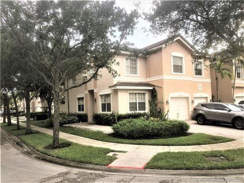 Photo of 12444 SW 42nd St, Miramar, FL 33027 (MLS # A10933878)