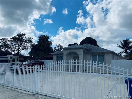 Photo of 2828 NW 101st St, Miami, FL 33147 (MLS # A11018878)