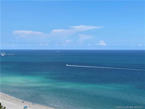 Photo of 2101 S Ocean Dr #2604, Hollywood, FL 33019 (MLS # A11067878)