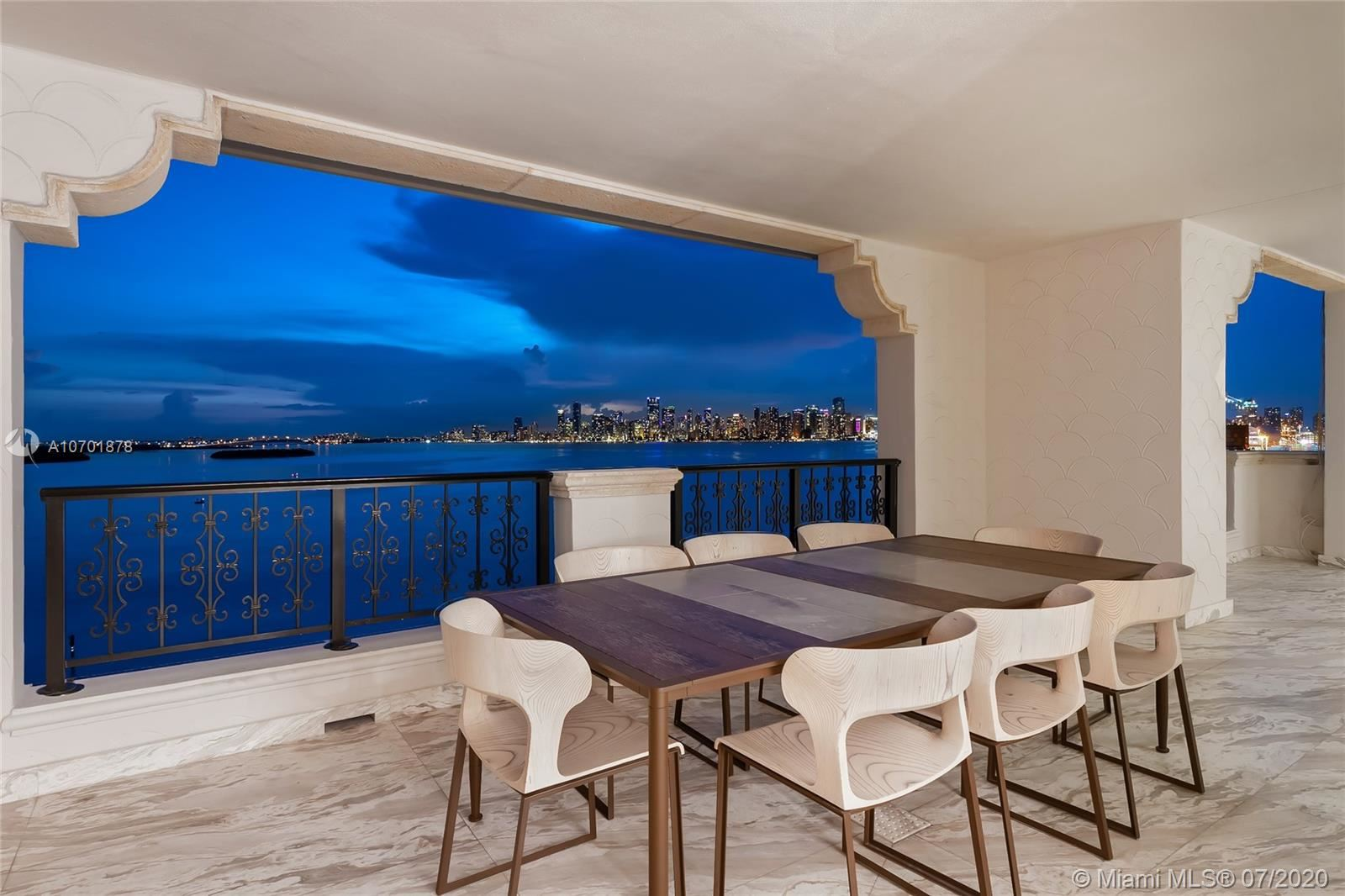 Photo 8 of Listing MLS a10701878 in 5292 Fisher Island Dr #5292 Miami FL 33109