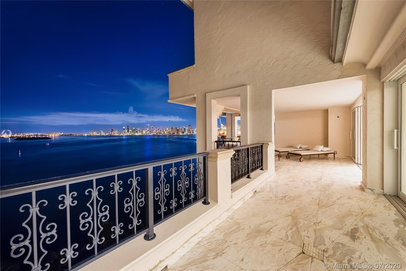 Photo 9 of Listing MLS a10701878 in 5292 Fisher Island Dr #5292 Miami FL 33109