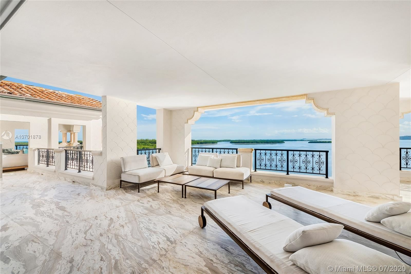 Photo 12 of Listing MLS a10701878 in 5292 Fisher Island Dr #5292 Miami FL 33109