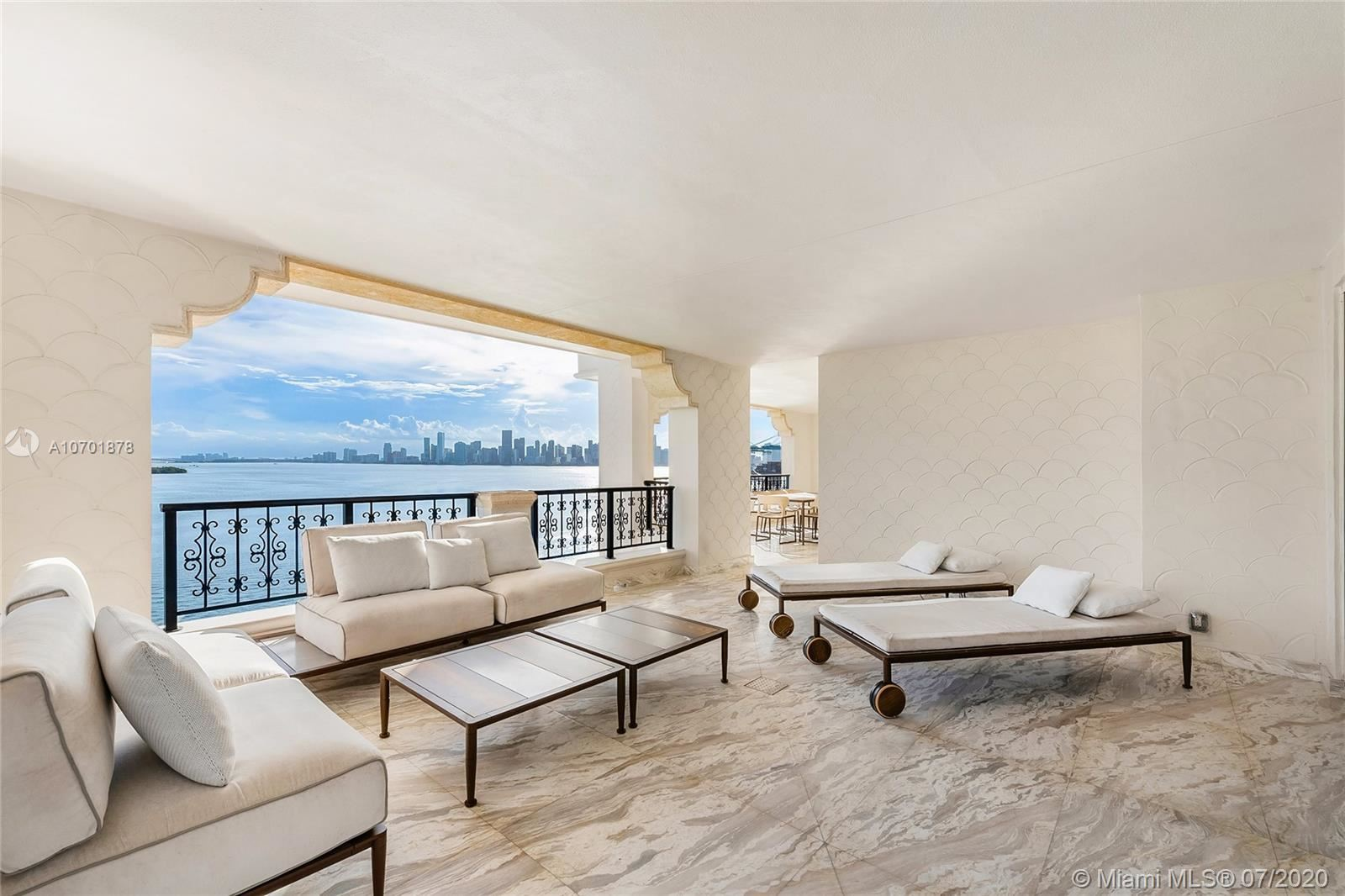 Photo 13 of Listing MLS a10701878 in 5292 Fisher Island Dr #5292 Miami FL 33109