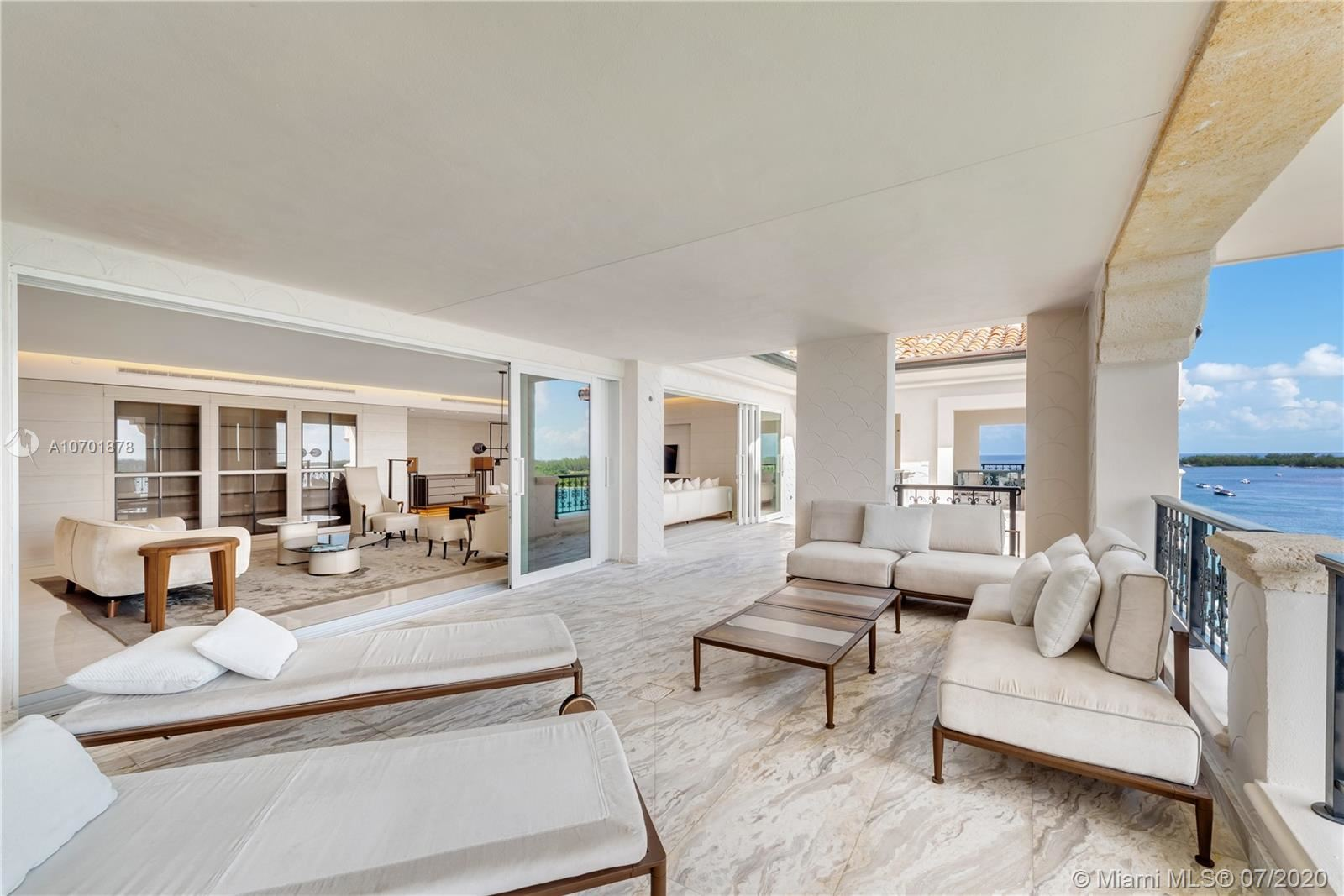Photo 14 of Listing MLS a10701878 in 5292 Fisher Island Dr #5292 Miami FL 33109