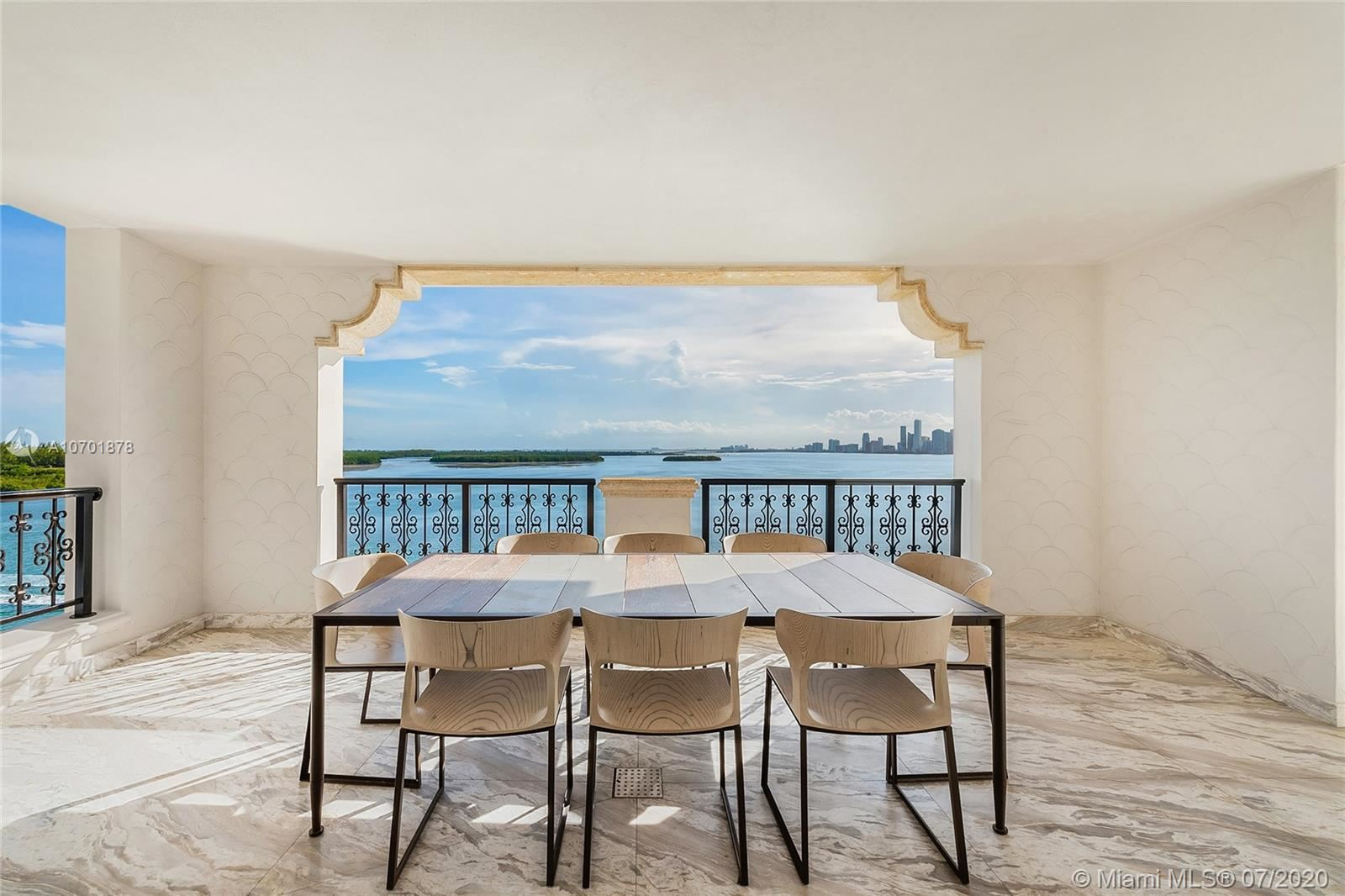 Photo 25 of Listing MLS a10701878 in 5292 Fisher Island Dr #5292 Miami FL 33109