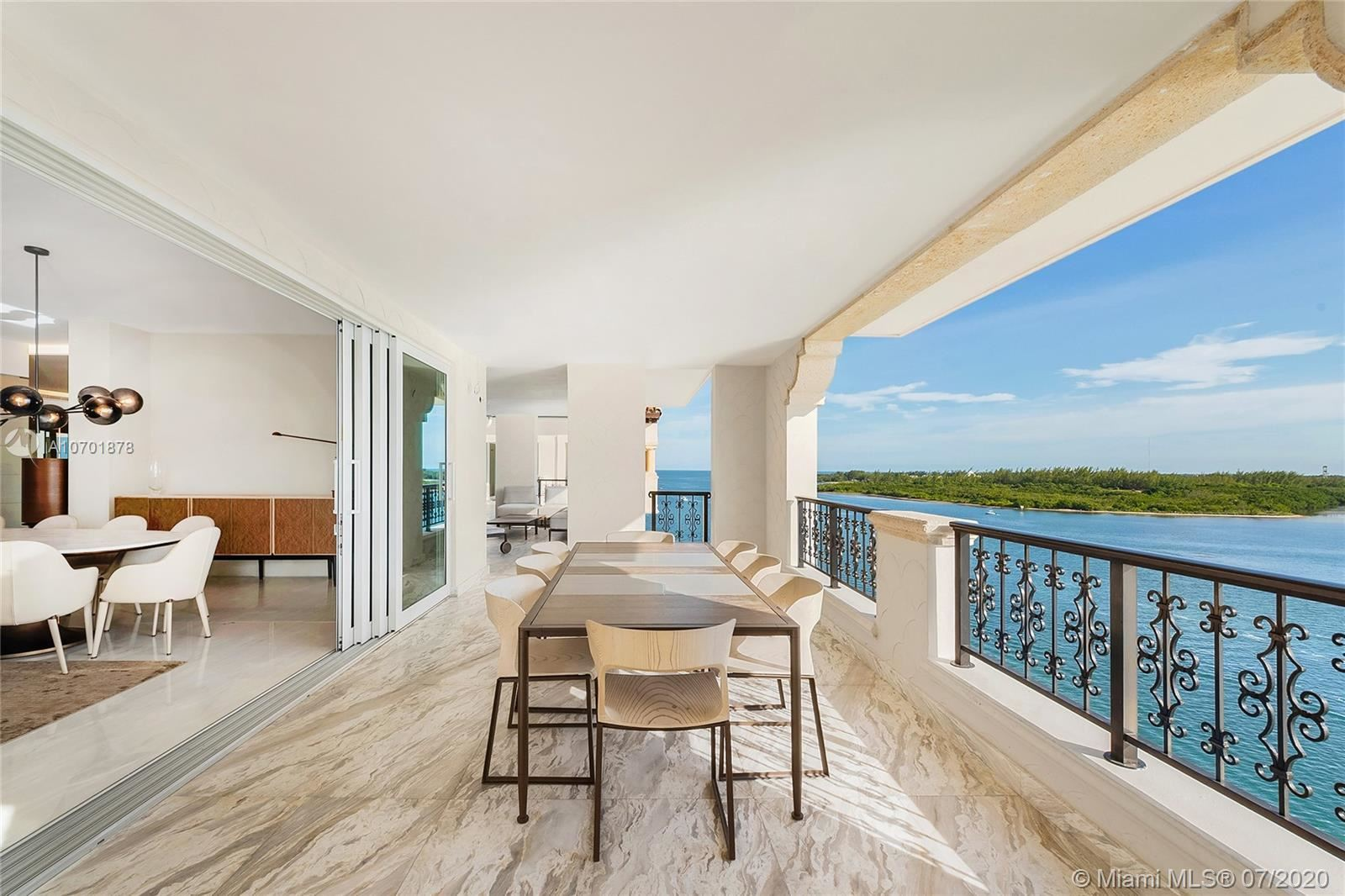 Photo 26 of Listing MLS a10701878 in 5292 Fisher Island Dr #5292 Miami FL 33109