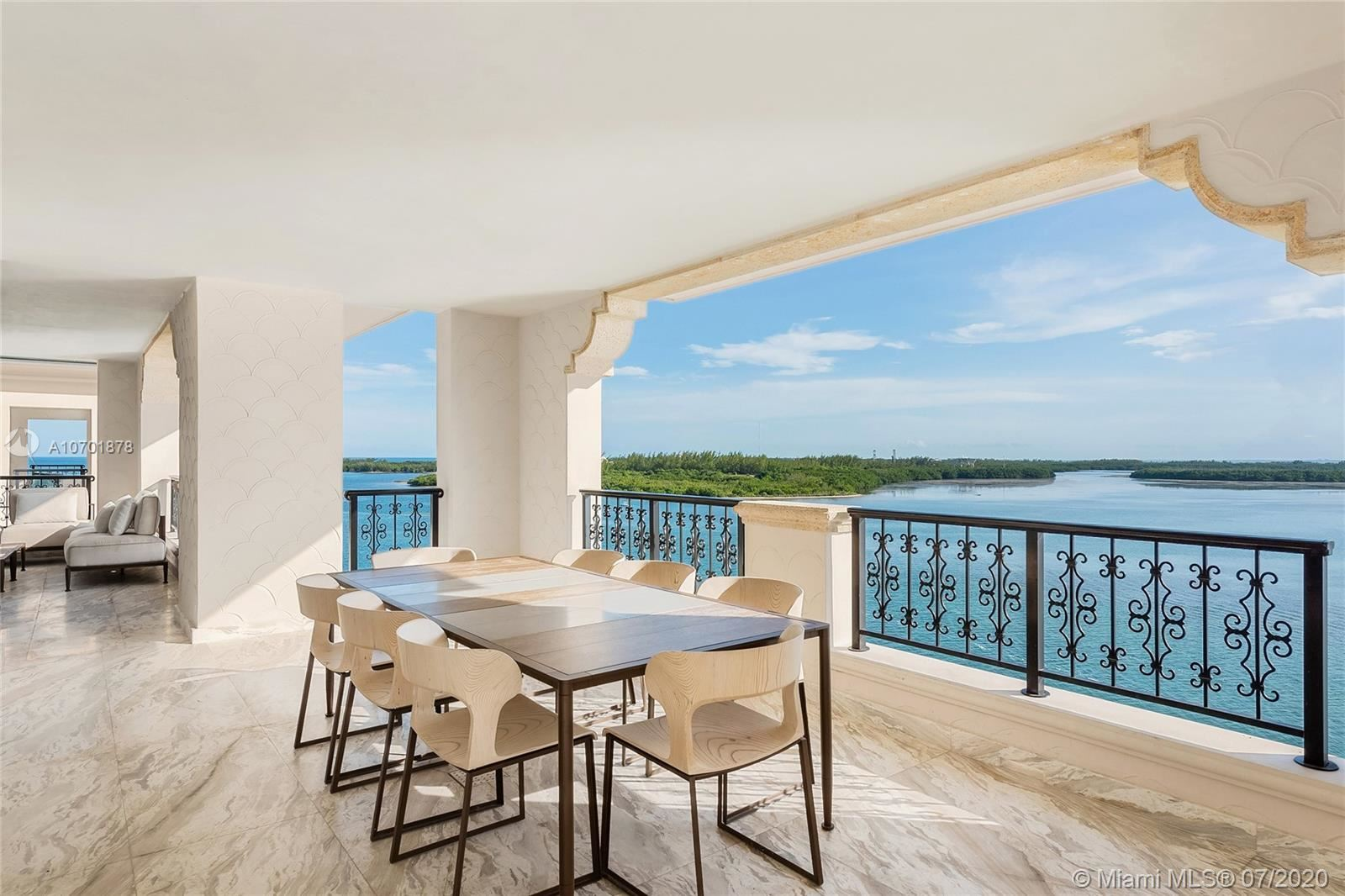 Photo 27 of Listing MLS a10701878 in 5292 Fisher Island Dr #5292 Miami FL 33109