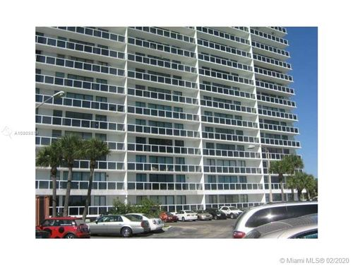 Photo of Listing MLS a10809879 in 20515 E Country Club Dr #1043 Aventura FL 33180