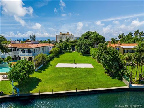 Foto de inmueble con direccion 4721 Pine Tree Dr Miami Beach FL 33140 con MLS A10939879