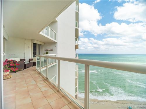 Photo of 16425 Collins Ave #2312, Sunny Isles Beach, FL 33160 (MLS # A10960879)